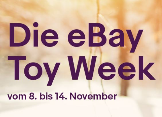 eBay Toy Week 2018