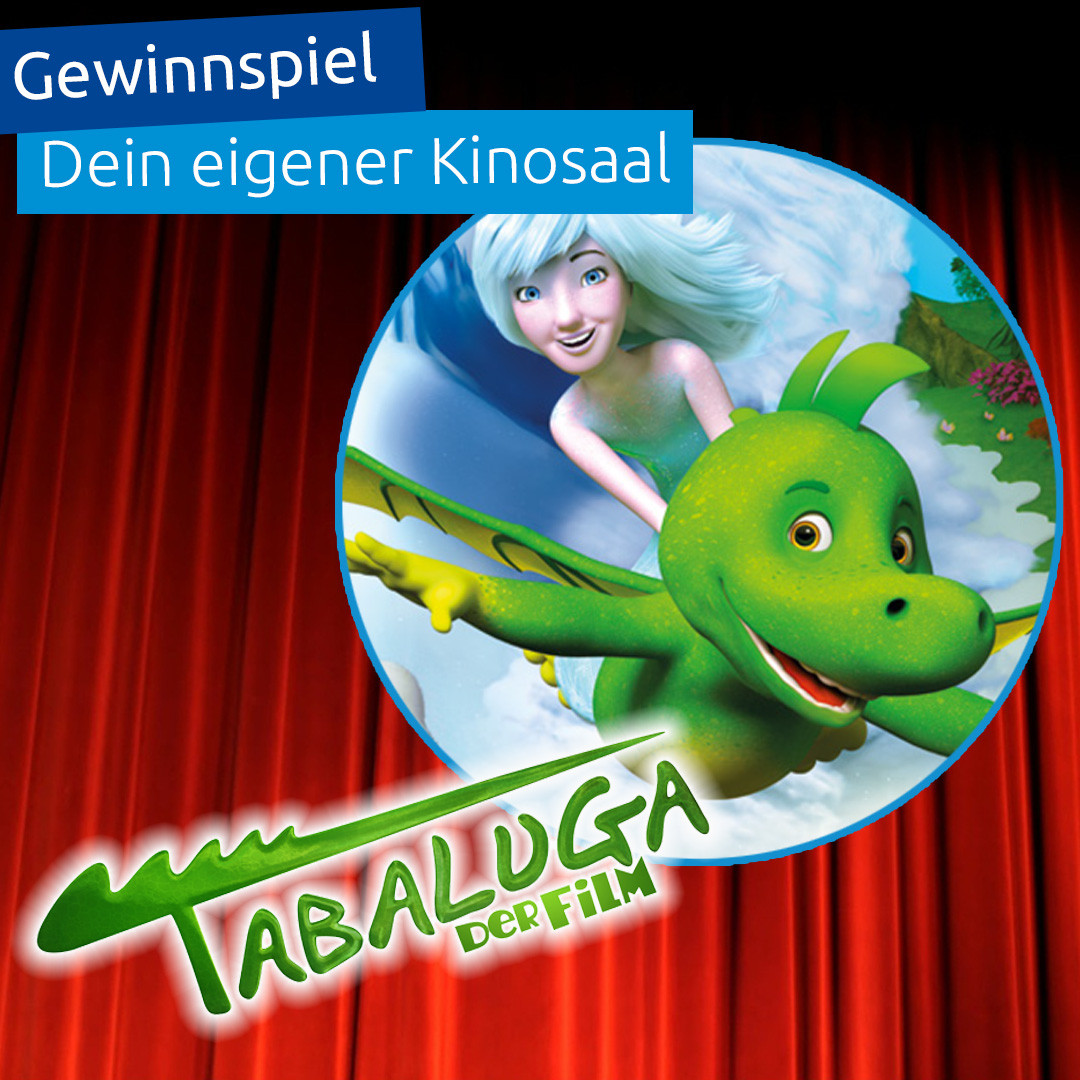 Gewinnspiel Kinosaal